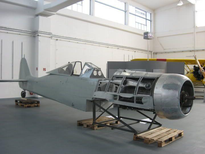 Visit Hangar 10 Air Fighter Academy, Heringsdorf/Germany