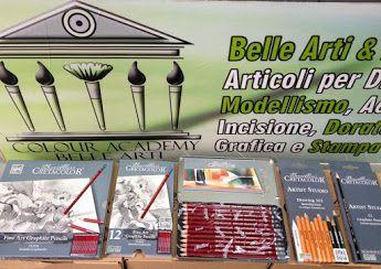 Cretacolor Ultimi arrivi @ Colour Academy - Belle Arti  Matite CLEOS conf. in metallo da 12 & 24 pz Artist Studio Drawing 101 Introduction Artist Studio Set 12 Graphite Pencils  #cretacolor   #pencil   #drawing   #art   #puglia