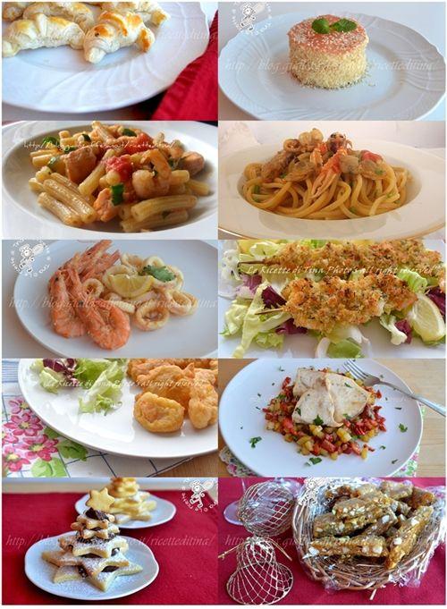 Raccolta di ricette per il cenone di Natale 2013