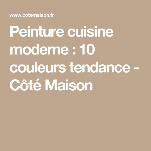 1000 ideas about peinture cuisine on pinterest couleur