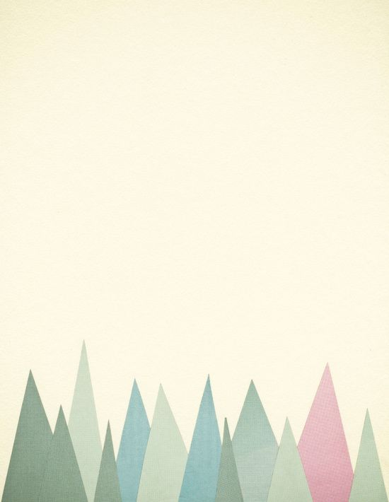 Poster   SNOWY MOUNTAINS von Cassia Beck   more posters at http://moreposter.de