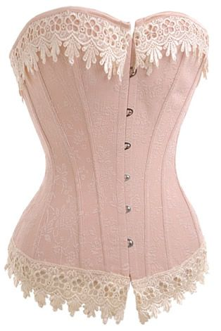 The Perfect Corset For Your Body Shape