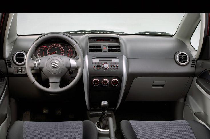 Suzuki SX4 Crossover Suzuki SX4 Interior – TopIsMagazine