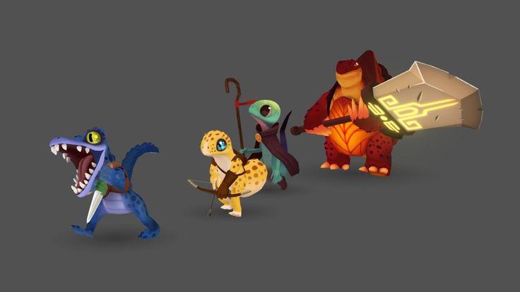 Lizard Squad by jtp360