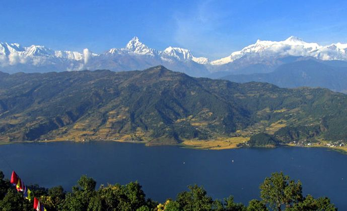 """Annapurna Royal Trek In 1980 Prince Charles of Britain walked through this trek with the entourage of 90 guest with the followers and staffs that's why this Trek gained its name as """"Royal Trek"""""""