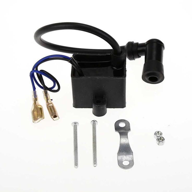 Motocycle Ignition Coil 50 cc 60 cc 66 cc 80 cc Mini ATV Pocket Dirt Bike 2-Stroke Engine parts pvw7