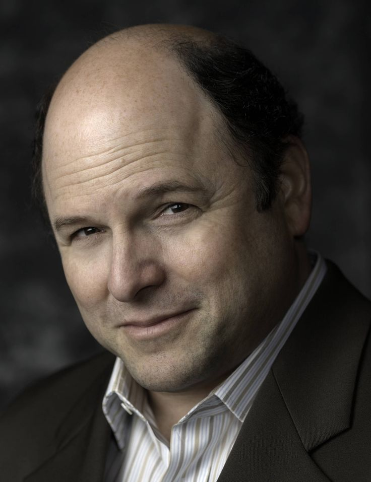 Jason Alexander ~ Born Jay Scott Greenspan September 23, 1959 (age 56) in Newark, New Jersey, US. American actor, comedian and voice artist. Alexander is best known for his role as George Costanza on the sitcom Seinfeld (1989–1998). He portrayed the lawyer Philip Stuckey in the film Pretty Woman (1990). He has also had an active career on stage, appearing in several Broadway musicals including Jerome Robbins' Broadway in 1989, for which he won the Tony Award as Best Leading Actor