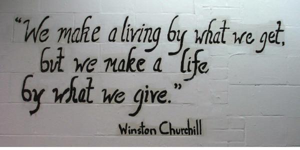 #quote Generosity, Love, Kindness