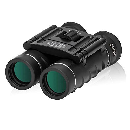 SODIAL(R) Mini Binoculars 30x60 Folding Day Night Vision Zoom Telescope 126M-1000M + Bag