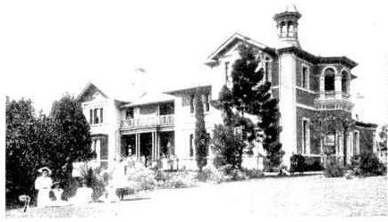 Maryborough Girls Grammar School 1896