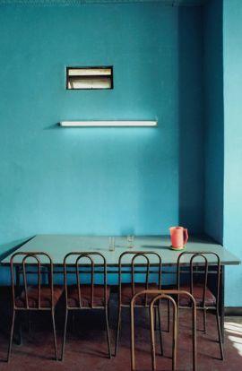 blue room. -★-
