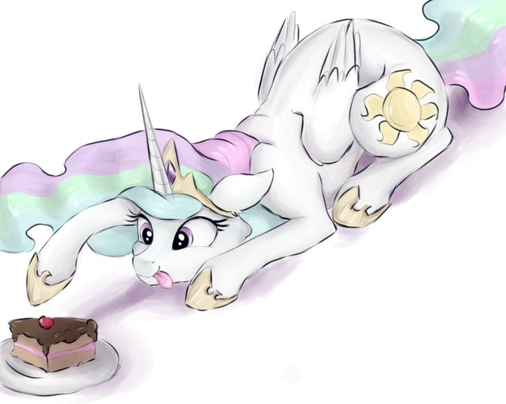 Cakelestia by ButterSprinkle.deviantart.com on @DeviantArt