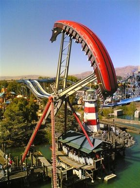 California's Great America in San Jose - Attractions in Silicon Valley