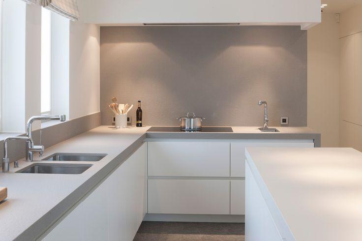 keramiek keukenblad betonlook - Google zoeken