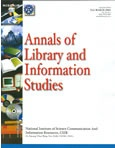 Annals of Library and Information Studies | India