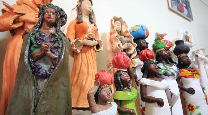 Fundação de Cultura leva cores e expressões de MS à Feira Nacional de Artesanato | Fundação de Cultura