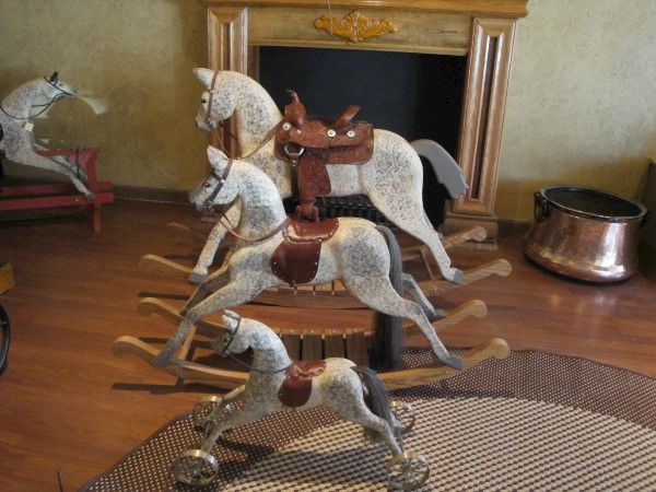 1000 Images About Rocking Horses On Pinterest Toys