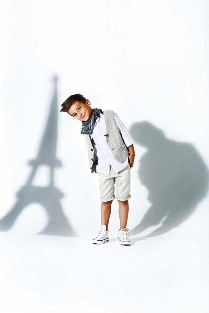 أزياء للأولاد جميلة  ~