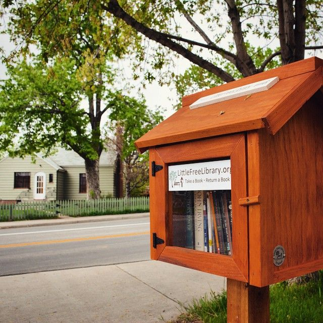 The kind of day where it's nice to curl up inside with a good book. This is just the spot (19th & Arapahoe) to find one. #GoldenCO