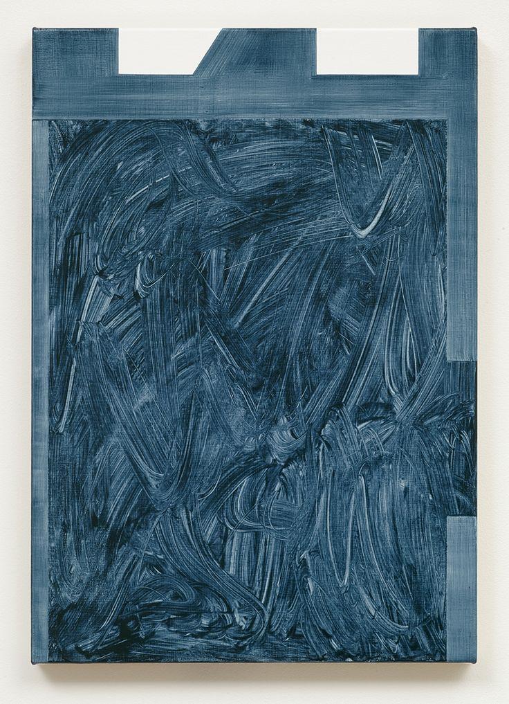 Untitled (Dark Green) 2012