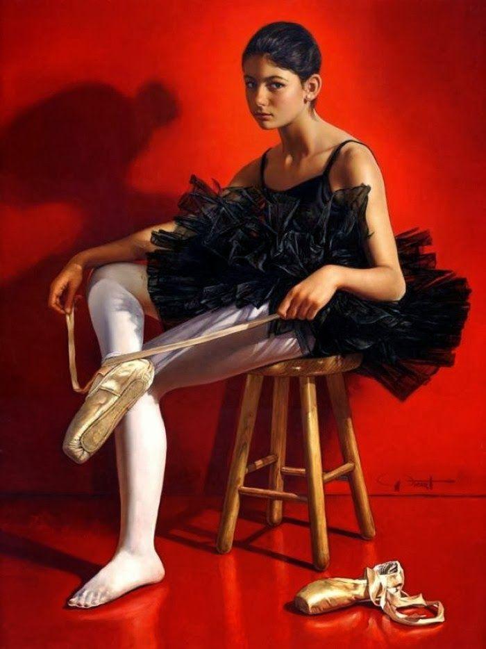 Gabriel Picart, 1962 - Realistic Figurative painter | Tutt'Art@ | Pittura • Scultura • Poesia • Musica