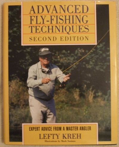 17 best images about favorite fishing books on pinterest for Fly fishing techniques