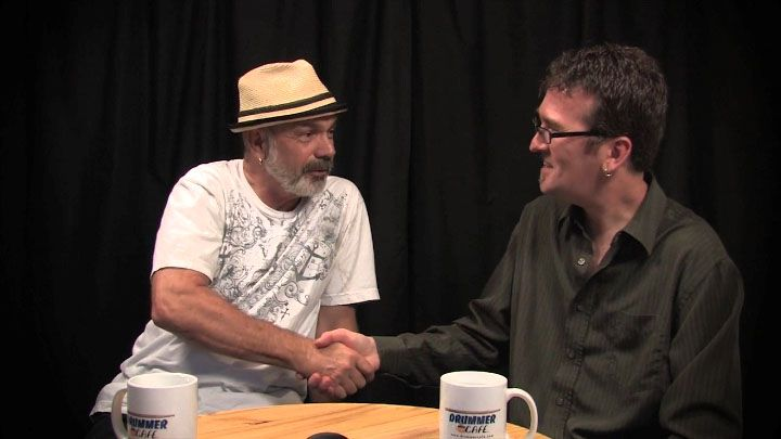 Danny seraphine and bart elliott june 2011 interview at