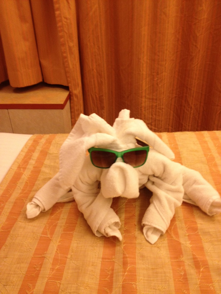 1000 Images About Towel Folding Diy On Pinterest Cruise
