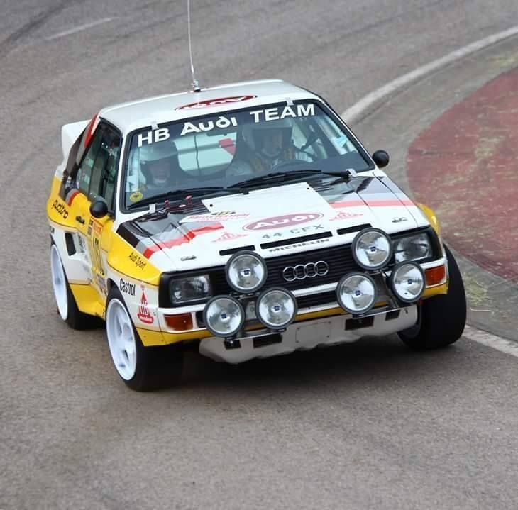 293 Best Audi Rally Images On Pinterest
