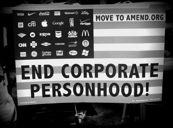 corporate personhood essay Essay express examples of essays and research papers on many topics :: corporate personhood and campaign finance [5706.