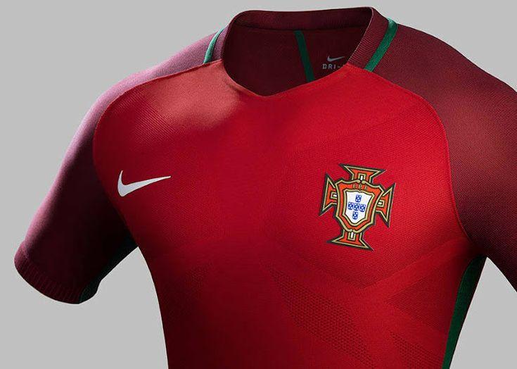 Portugal Euro 2016 Kit Released - Footy Headlines