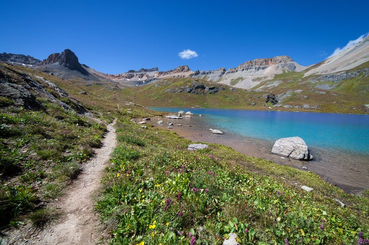 San Juan Mountainsouthern end of Colorado's portion of the Rocky Mountains. Fans of the San Juans aren't shy about proclaiming this the premiere range in Colorado, and given the vast area, numerous creeks, rivers, and lakes, terrific backcountry opportunities, and high peaks, there is certainly a good argument to be made. The San Juans top 5 hikes