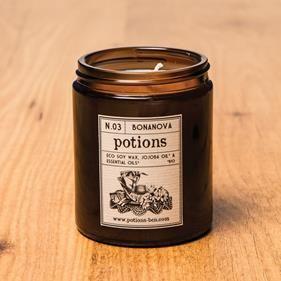 Nº03 Bonanova - Vela Higos dulces   UOHOP #UOHOPproducts #UOHOPLifestyle #consciousrevolution #noseason #vegancosmetics #naturalcosmetics #candle