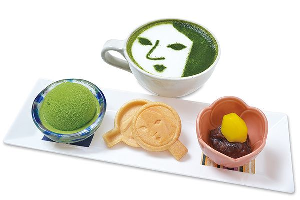 よーじやカフェ|メニュー