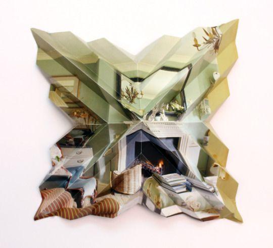 Rachel Wrigley -  Paper Gallery.