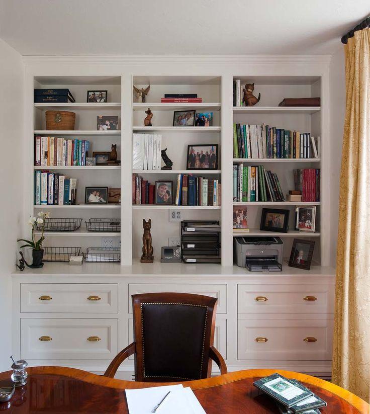 Bookshelf Ideas, Library Ideas And Book Shelves