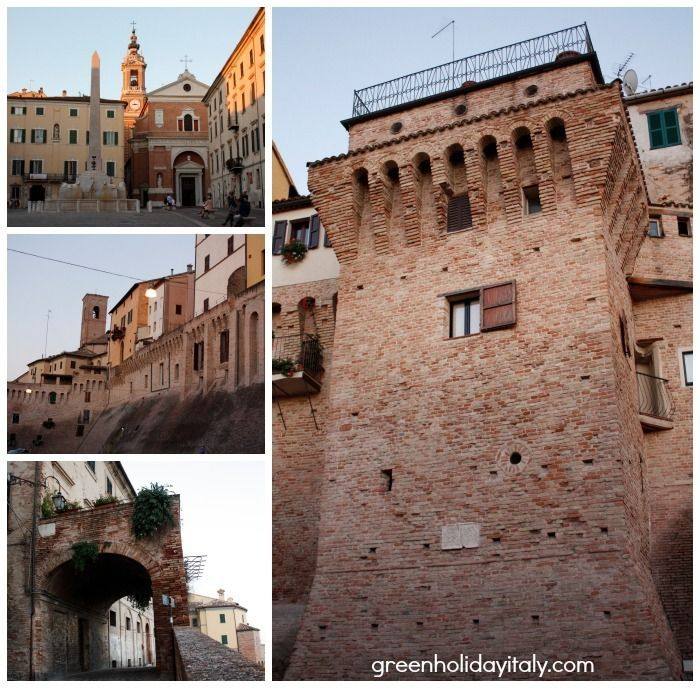 Iesi (Jesi in Italian): The City of a Holy Emperor and Divine Wine