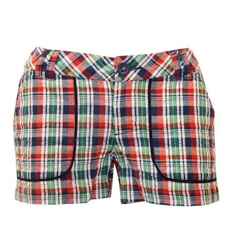 Split - Lydia Juniors Shorts