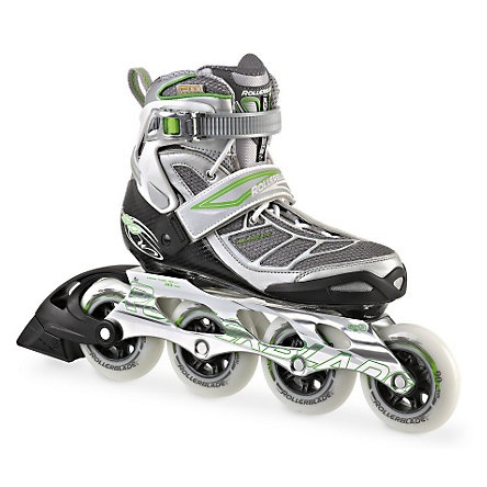 New women's Rollerblades looking sleek and fast! Rollerblade Tempest 90 Womens Inline Skates 2013