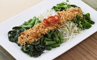 Resep - Cara Membuat Urap Sayuran yang Lezat