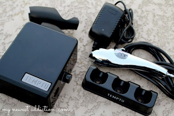 My Newest Addiction Beauty Blog: Get a Flawless Face with TEMPTU AIRbrush Makeup System