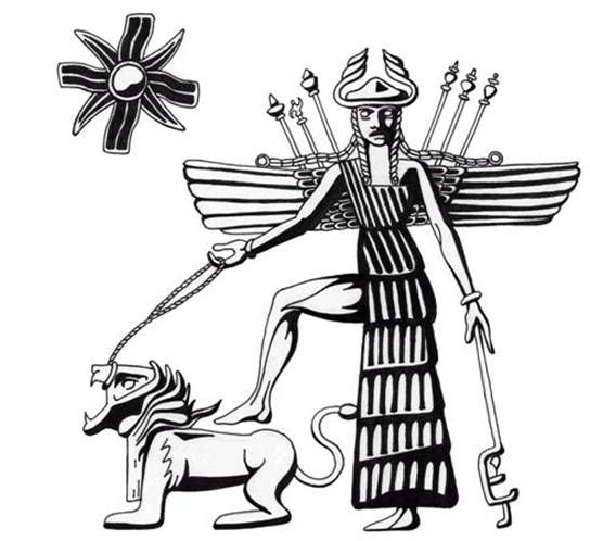Rolf Kenneth: Menneskets historie. Persongalleri over anunnakier, guder og gudinner