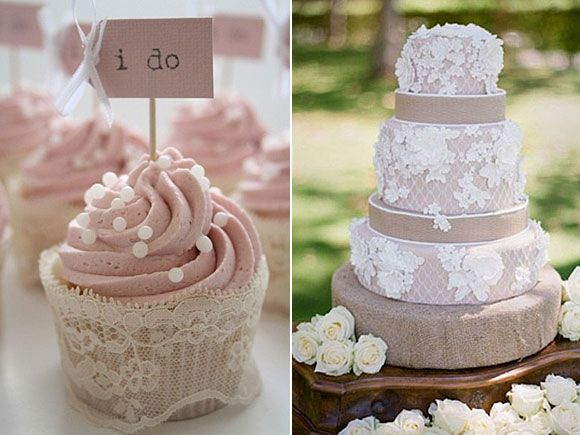 ideas para decorar tu boda con encaje