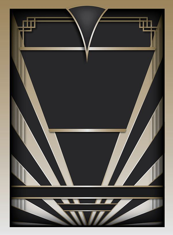 Art Deco Designs Free