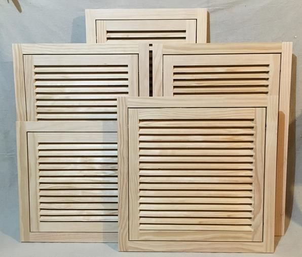 71 best Wood Return Air Filter Grilles images on Pinterest | Air ...