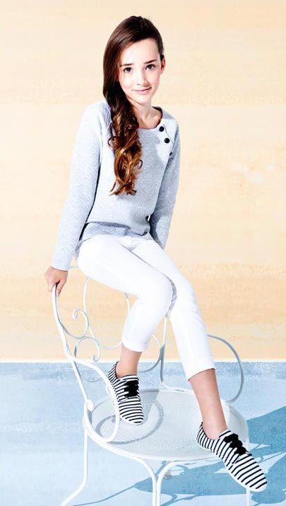 Moda para preadolescentes hipsters en Zara Kids Para