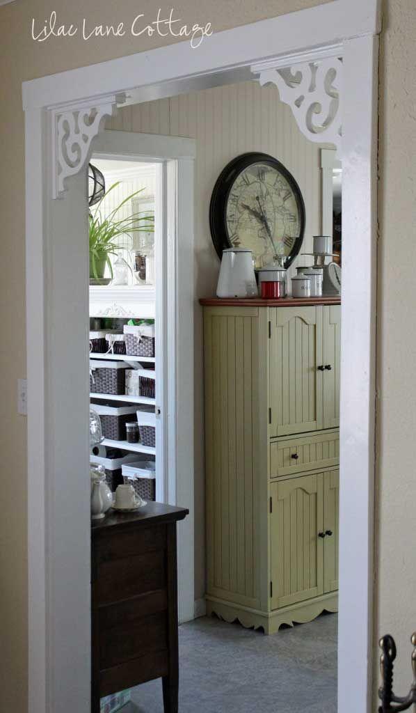 Decorative Wall Shelves With Doors : Best ideas about wooden shelf brackets on