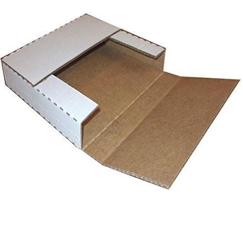 100 LP Record Mailing Boxes / Strong Record Mailers by The Boxery