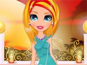 Free Online Girl Games, Get a relaxing spa treatment and then get a great new haircut in Luxurious Spa Day!  You'll have lots of cute hairstyles to choose from and then you'll get to highlight the hair anyway you want!  Make sure you pick out a cute outfit to complete your makeover!, #spa #makeover #girl #makeup #hair #dressup