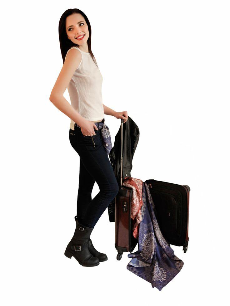 DUFFLE BAG Complete Wardrobe - Ένα ταξιδάκι θα το έκανα! @Schooldrivers GR #RBBJGR